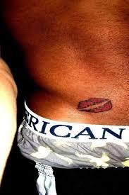 lip print tattoo tattoos i want pinterest lip print tattoos