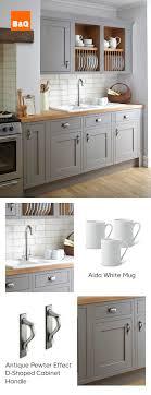 grey kitchens ideas best 25 warm grey kitchen ideas on grey shaker