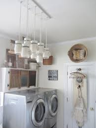 laundry room light fixture ideas house design and planning