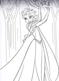 anna frozen coloring pages wanna build snowman anna