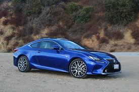 car lexus 2016 2016 lexus rc 350 f sport one week review automobile magazine
