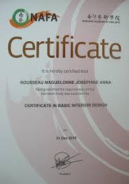online design of certificate interior design certificate program fresh in cute simple free online