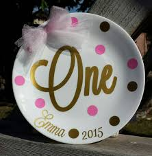 personalized birthday plate personalized plate decorative plate cake plate commemorative