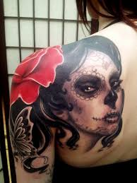 sugar skull tattoos meanings and symbols chipless fashion