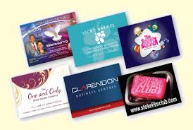 Round Business Cards Uk Business Card Printing In Full Colour Both Sides With Gloss Or