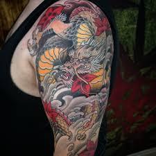 tatsu ryu dragon tat tat2 tatuaje bodyart irezumi tattoo