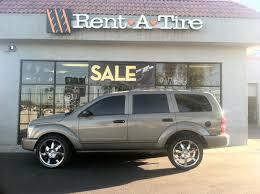 dodge durango rent a wheel rent a tire