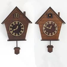 Antique Cuckoo Clock Online Get Cheap Vintage Cuckoo Clock Aliexpress Com Alibaba Group
