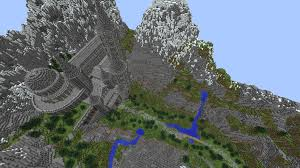 Castle Maps For Minecraft Battle Through The Valley Or Defend The Castle Which Will You