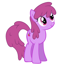 my little pony berry dreams