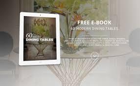 ebook 100 modern dining tables