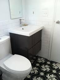 bathroom modern corner bathroom vanity wall mirror with dark