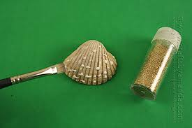 seashell ornament crafts by amanda
