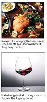 talking turkey on thanksgiving day hk culture chinadaily cn