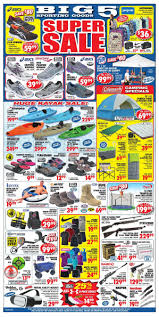 big 5 sporting goods black friday big 5 sporting goods ad 71073 airblue