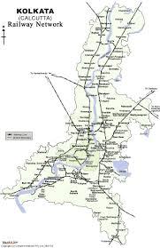 Frontier Flight Map I Want A Map Of Kolkata Suburban Railways Railways Faq Railway