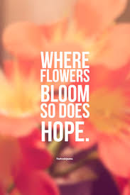 Flowers Bloom by Beautiful Flower Quotes Quotes U0026 Sayings