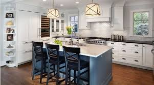paint kitchen island white painted kitchen with blue island traditional kitchen