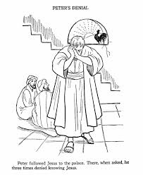 peter and cornelius coloring page coloring pages ideas u0026 reviews