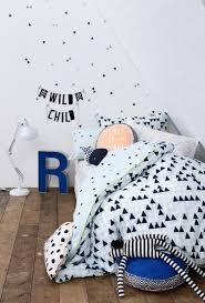 chambre enfant noir et blanc chambre enfant en noir et blanc 25 idées à copier