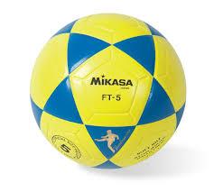 amazon com mikasa goal master soccer ball blue yellow size 5
