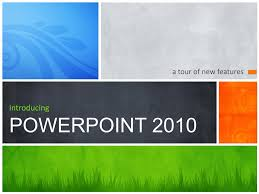 introducing powerpoint 2010 presentation office templates