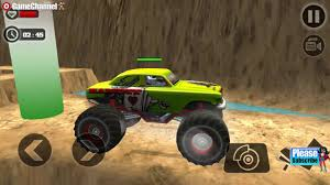 road monster truck derby truck driving simulator 3d