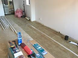 Insulated Underlay For Laminate Flooring Laying Venezia Oak Laminate Flooring From Wickes Life Of Man