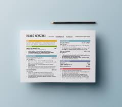 Resume Template 2014 Resume Templates On Behance