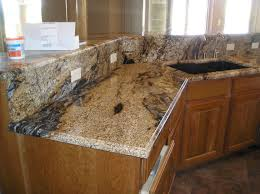 white cultured marble kitchen island countertop with double ogee