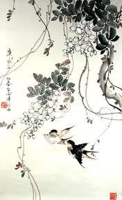 Japanese Flower Artwork - best 25 chinese painting flowers ideas on pinterest chinese