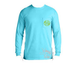 Comfort Colors Chalky Mint Comfort Colors Long Sleeve Pocket T Shirt Mostly Me Gifts