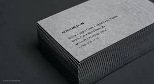 wonderful business cards raised ink card template foil spot moo