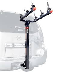 amazon com allen sports 3 bike hitch mount rack with 1 25 2 inch