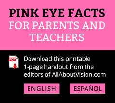 pink eye facts identify symptoms and treat pink eye conjunctivitis
