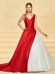 colored wedding dresses colored wedding dresses wedding dresses on sale ericdress