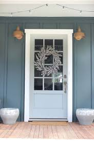 Front Door Colors For Gray House 162 Best Exterior Front Doors Images On Pinterest Front Door