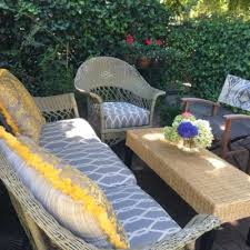 choosing the right outdoor fabric for your patio furniture