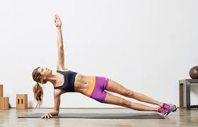 bodyweight workout for arms and abs popsugar fitness