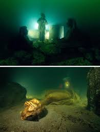 ancient underwater cities being found that are 10 000 years old