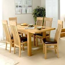 Extending Dining Table And 8 Chairs Real Oak Dining Table U2013 Zagons Co