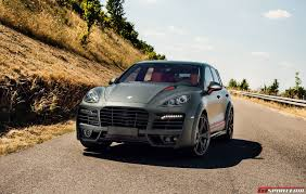 Porsche Cayenne Turbo S - gallery techart magnum cayenne turbo s gtspirit