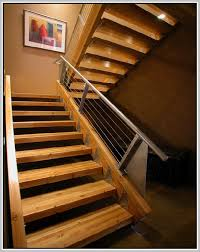 led stair lights indoor home design ideas