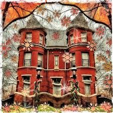 fairy tale house fairy tale village