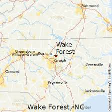 best places to live in forest carolina