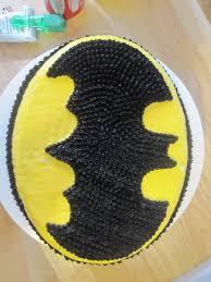wilton halloween cake pans batman symbol cake wilton pan my bakery creations pinterest