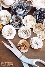 7 Best Images Of Easy by Best 25 Easy Paper Flowers Ideas On Pinterest Paper Roses