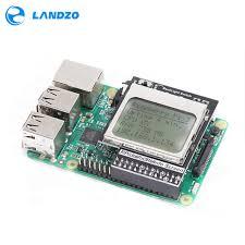 raspberry pi 3 model b cpu info lcd screen 1 6 inch 84x48 with