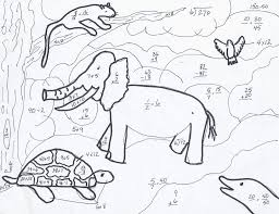 coloring pages endangered animals math coloring sheet parent