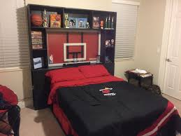 chambre basketball amusing basketball headboard 19 about remodel house decorating ideas